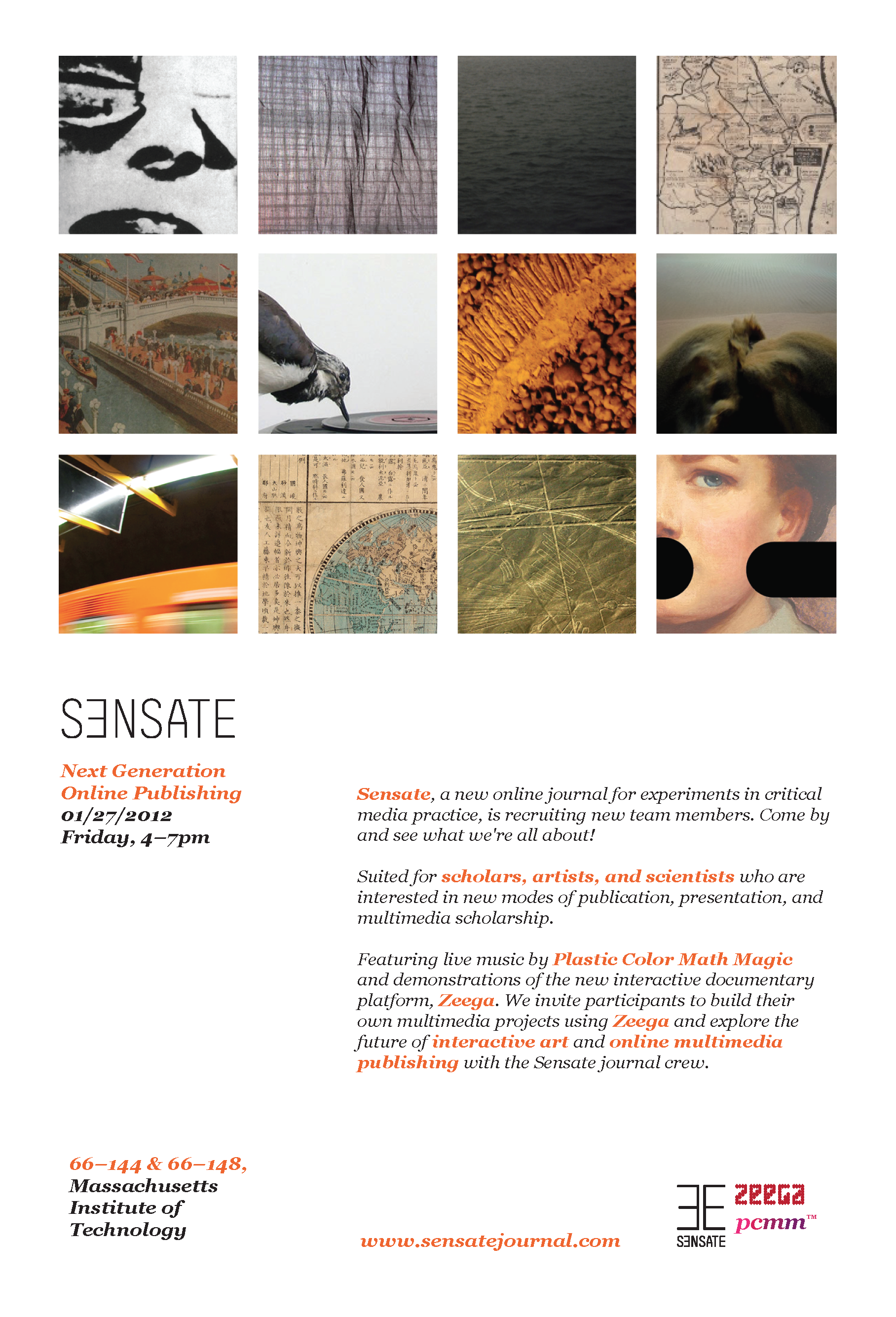 MIT Workshop - sensatejournal comsensatejournal com